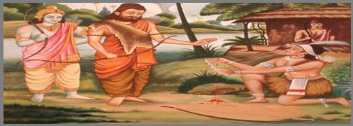 Why Guru Dronacharya Asked to Cut the Thumb of Eklavya as Gurudakshina